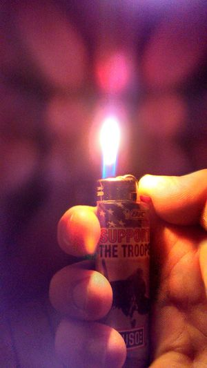 Support Our Troops Remembrance Light In The Darkness