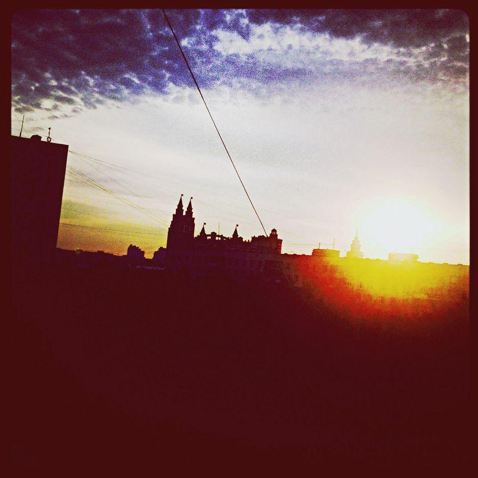 Sunlight Moscow SZAO Sky