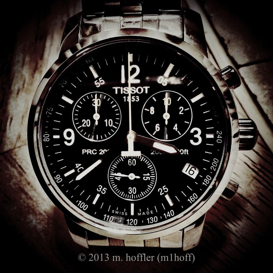 Cool Watches Everyday Watch Tissot Prc 200