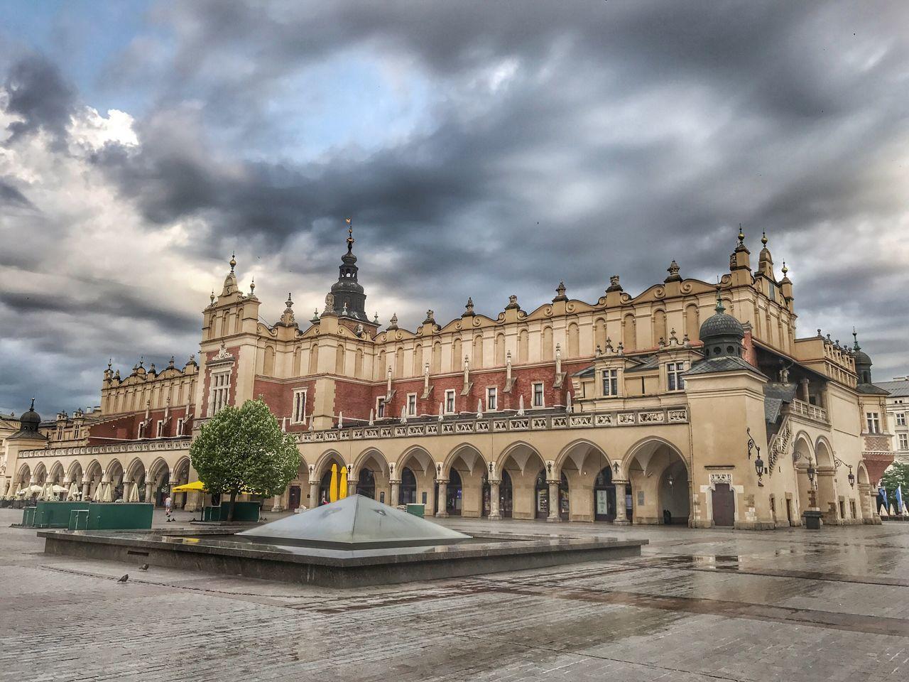 Krakow Main Square Krakow Rynek Główny