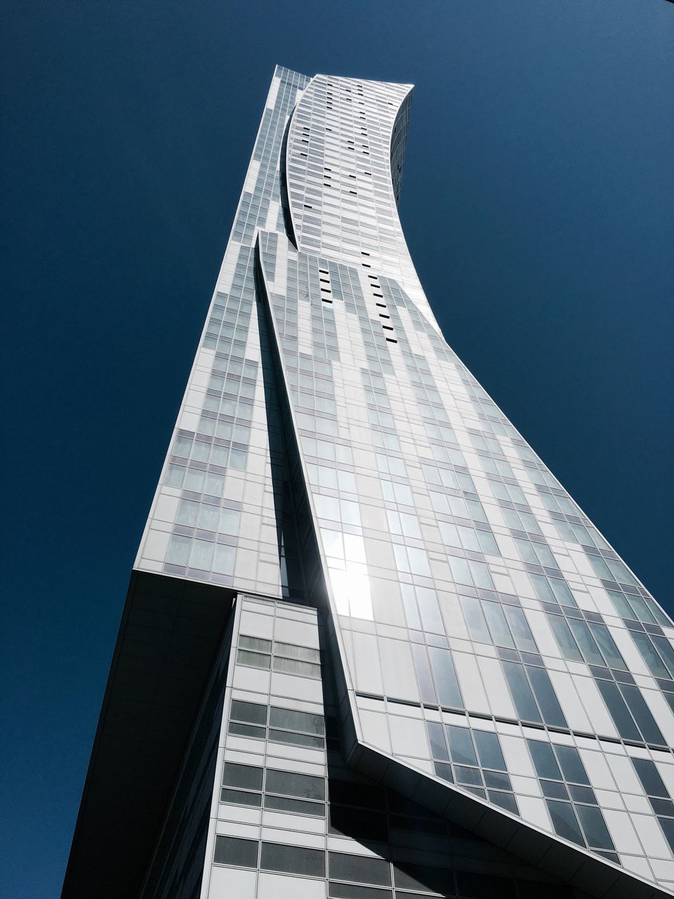 triangle shape, low angle view, no people, architecture, sky, building exterior, day, outdoors