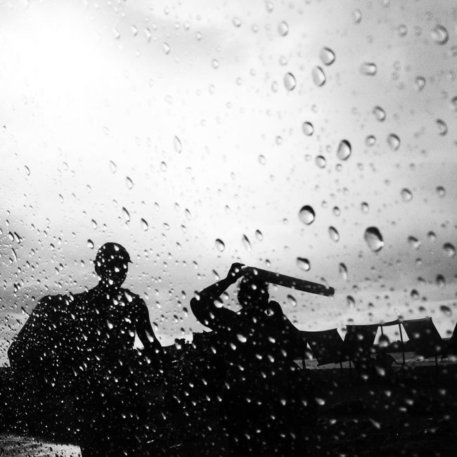 Backgrounds Cartagena Close-up Day Drop Droplet Focus On Foreground Full Frame Monsoon Nature No People Portrait Rain Rain Rainy Season Season  Shadow Silhouette Sky Water Weather Wet Work Working Working Hard
