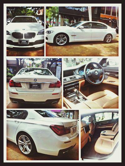 วันสุดท้ายแล้ว!! สัมผัส ActiveHybrid7L ได้ที่บูท BMW Nat Bavarian Motor ค่ะ