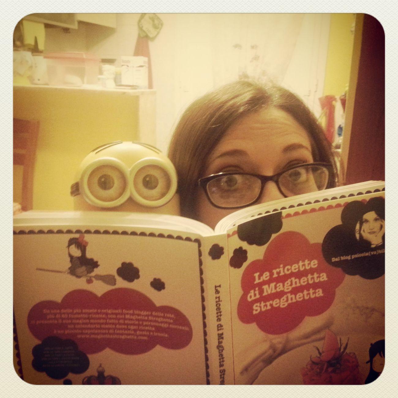 Maghetta Streghetta Book Me Read