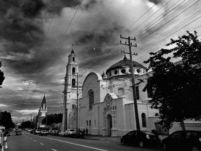 Churches... Mission District Mission Dolores Walking Around Church