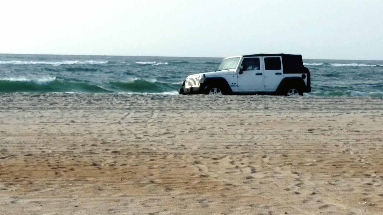 Jeepwrangler Jeeplove Ocean North Carolina Jeep Jeep Life Wrangler Driving Sand Seaside Beach Life Is A Beach
