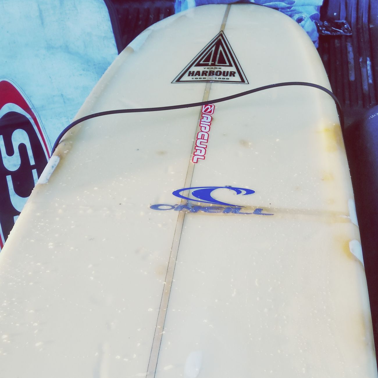Heart Break  Surf Board Damage Surfing Life Is A Beach 9/11/14