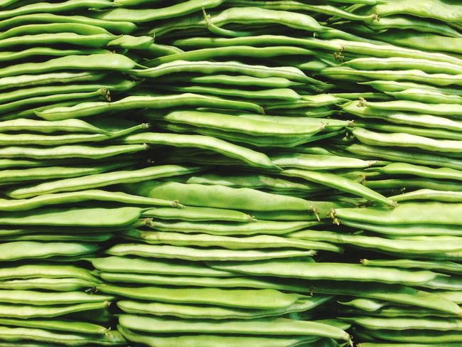 Beans Green Fresh Fruits