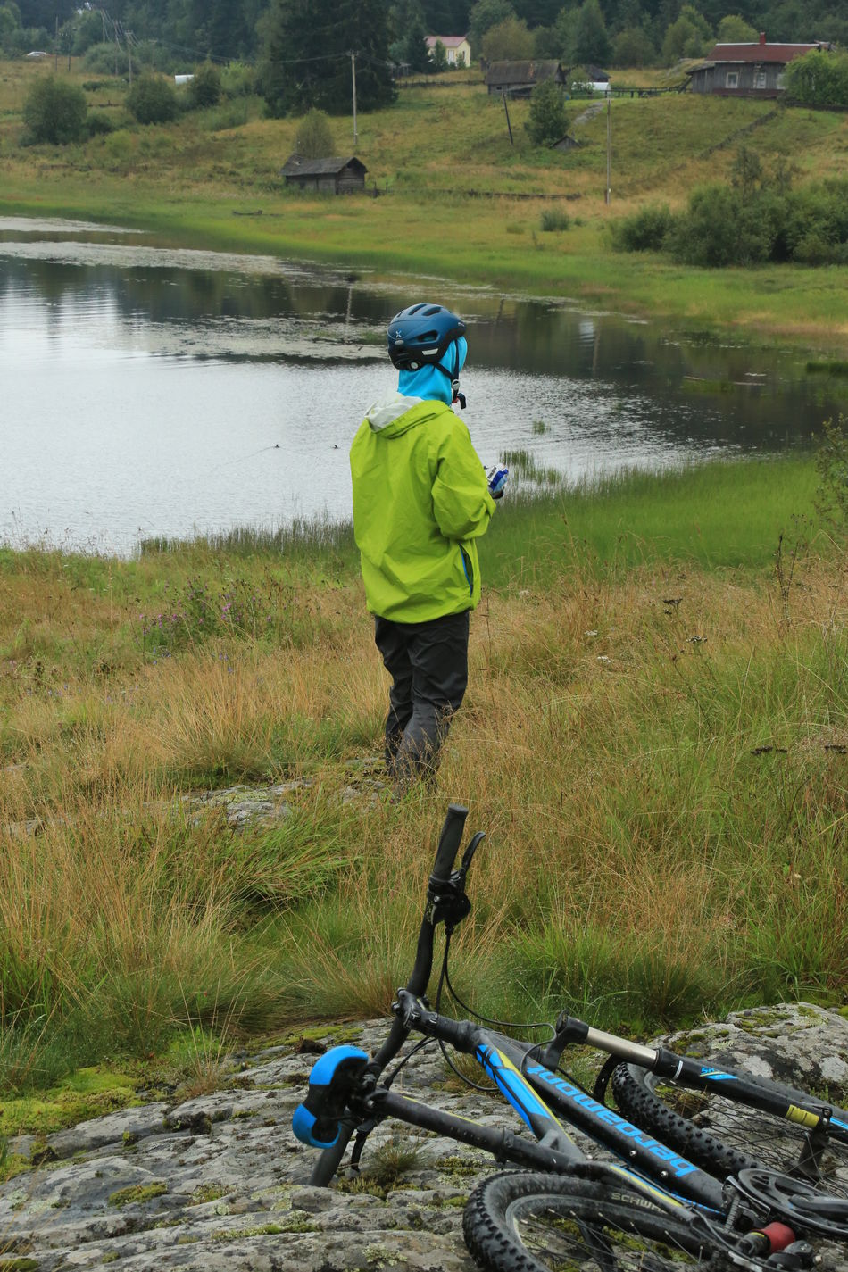 Bycicle Nature Outdoors Tourism Travel велосипед велотур горный катушки Поездка Природа хардтейл