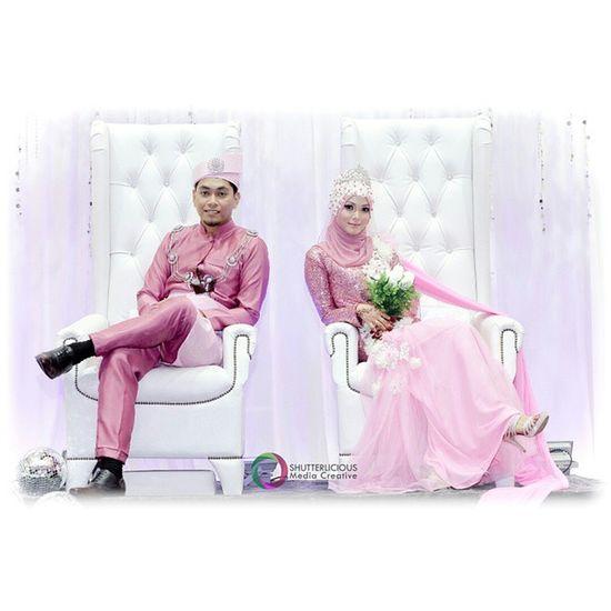 Resepsi Danial & Shikin Weddingphotographer Wedding Malaysia Photog love igersmalaysia malaywedding newlywed awesome couple shutterlicious kik shoutout follow like likes