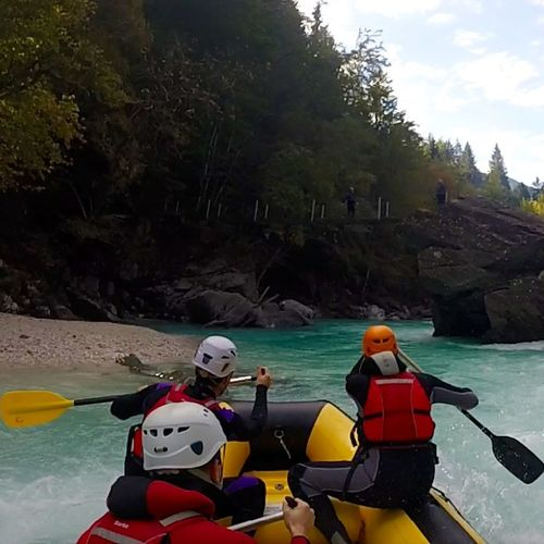 Rafting Slovenia Bovec Extremesport Outdoor Photography Sports Photography