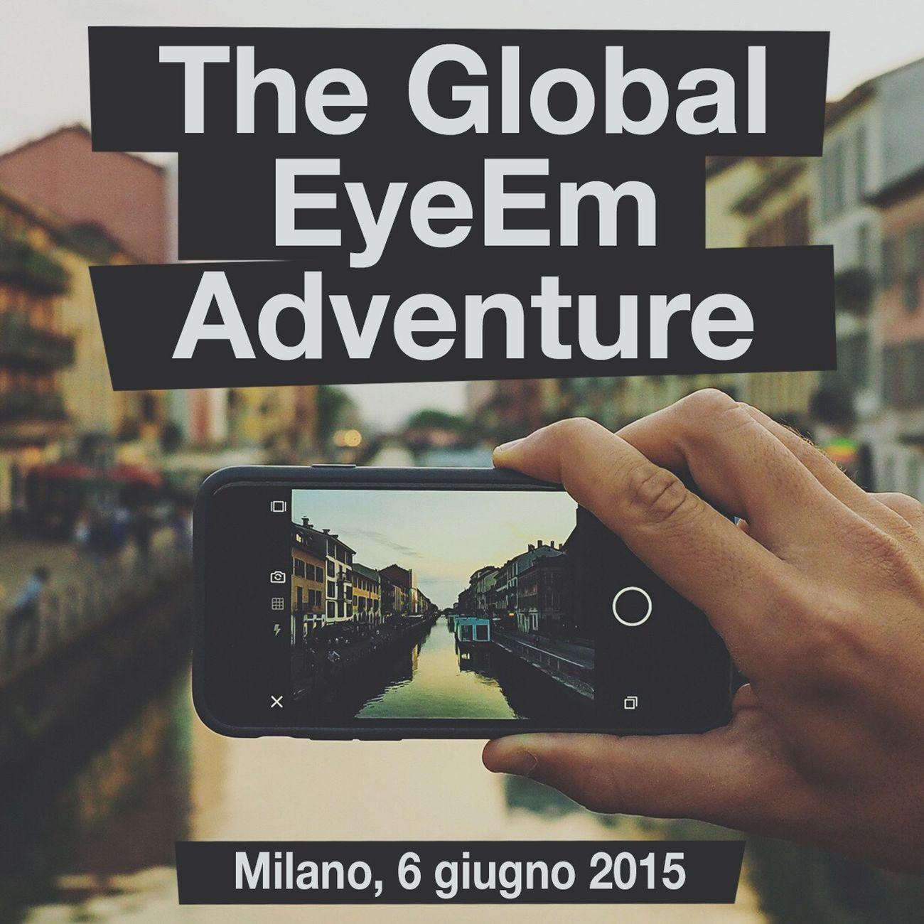 Global EyeEm Adventure - MILANO Venite a scattare insieme ai @goodfellas_imp e conoscerete nuovi amici, incontrerete altri fotografi, passeggerete insieme a noi per la città. Scoprirete una Milano come non l'avete mai vista. Tutti sono i benvenuti, indipendentemente dal livello di esperienza o dal tipo di fotocamera (digitale, analogica o smartphone). Scaricate l'app di EyeEm e create il vostro profilo. Cercate l'evento su Facebook e scoprite i dettagli della nostra Adventure. Vi aspettiamo!