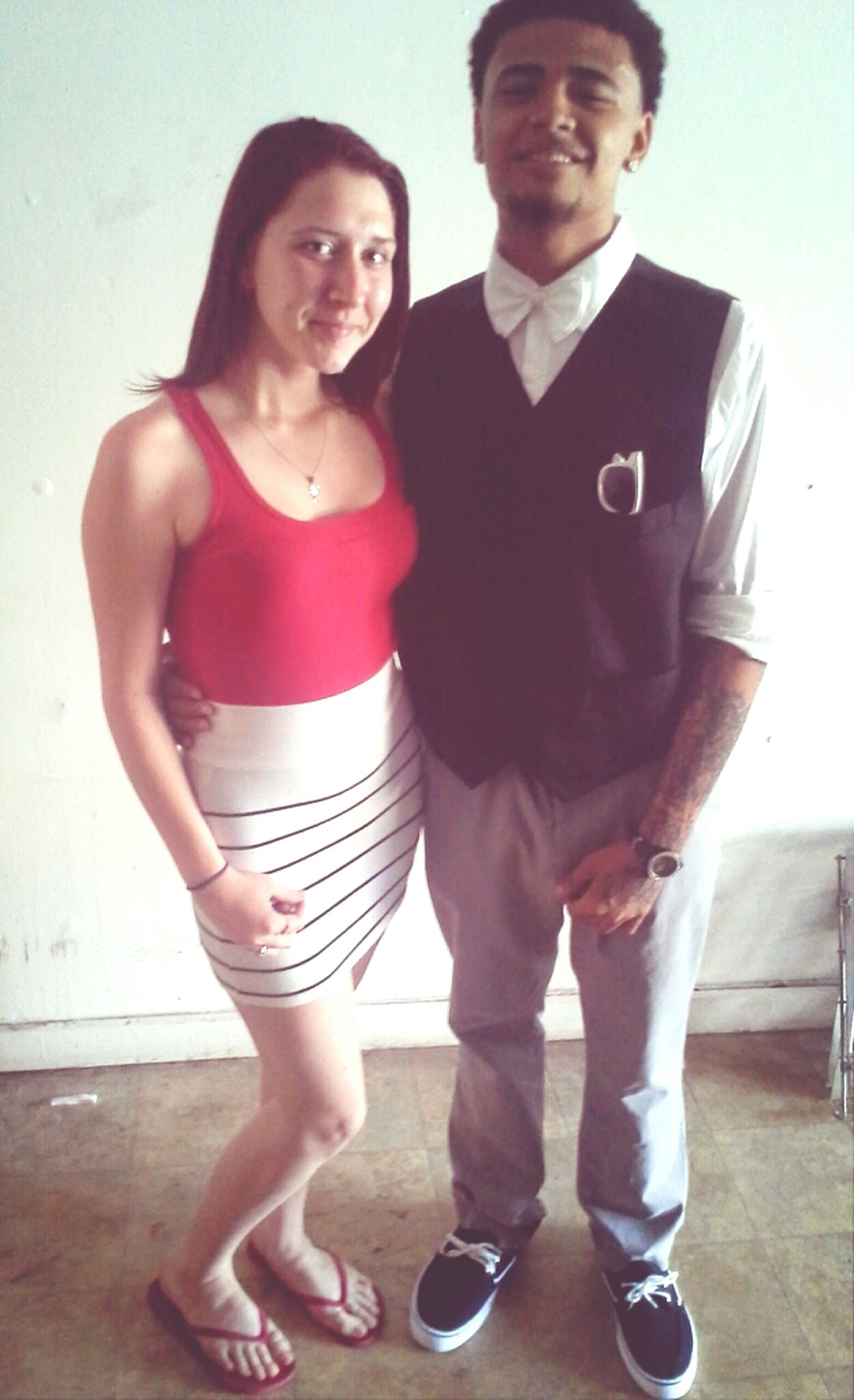 Me And My Stats Brother Hector. Have Fun At Prom LICK & Be Safe!! :) #StatsFamForLife