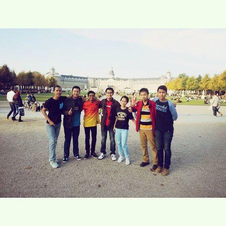 Again, Loyola  strikes Karlsruhe - Germany LC Koleseloyola