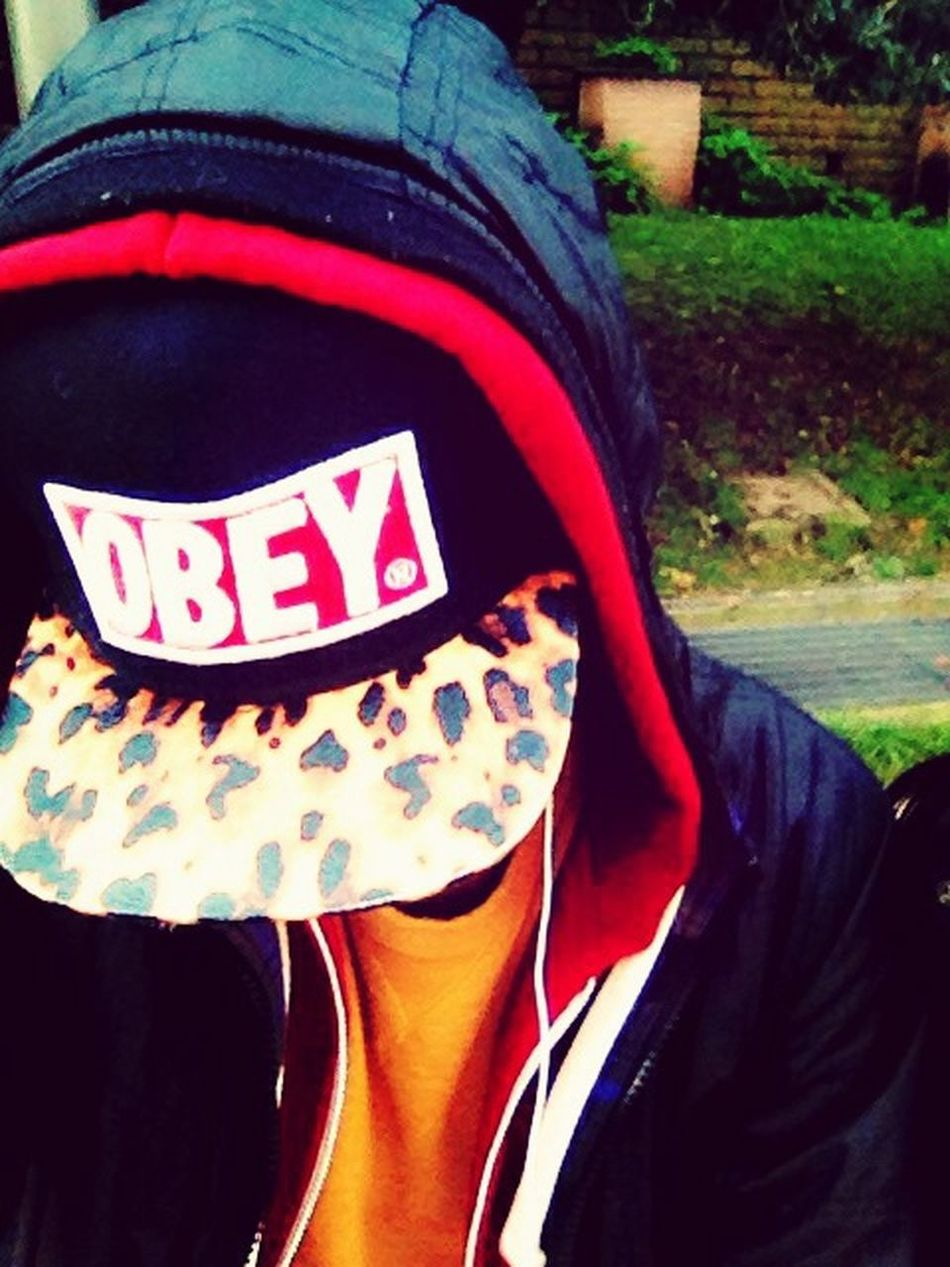 Obey is the way!