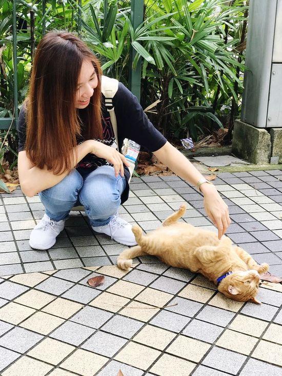 Say hi 🙋🙋 Pets Hajilane Haji Lane, Singapore
