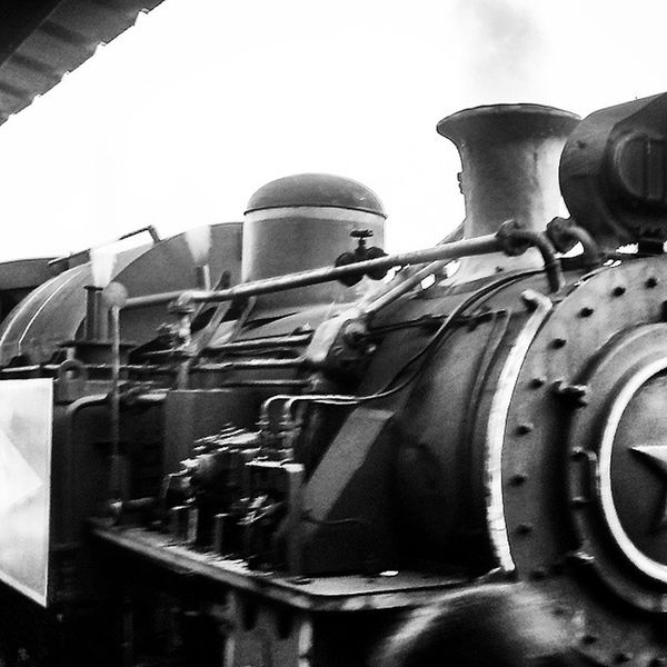 The mighty stream engine! Steamengine Travelling Locationhunt Heritage train ooty