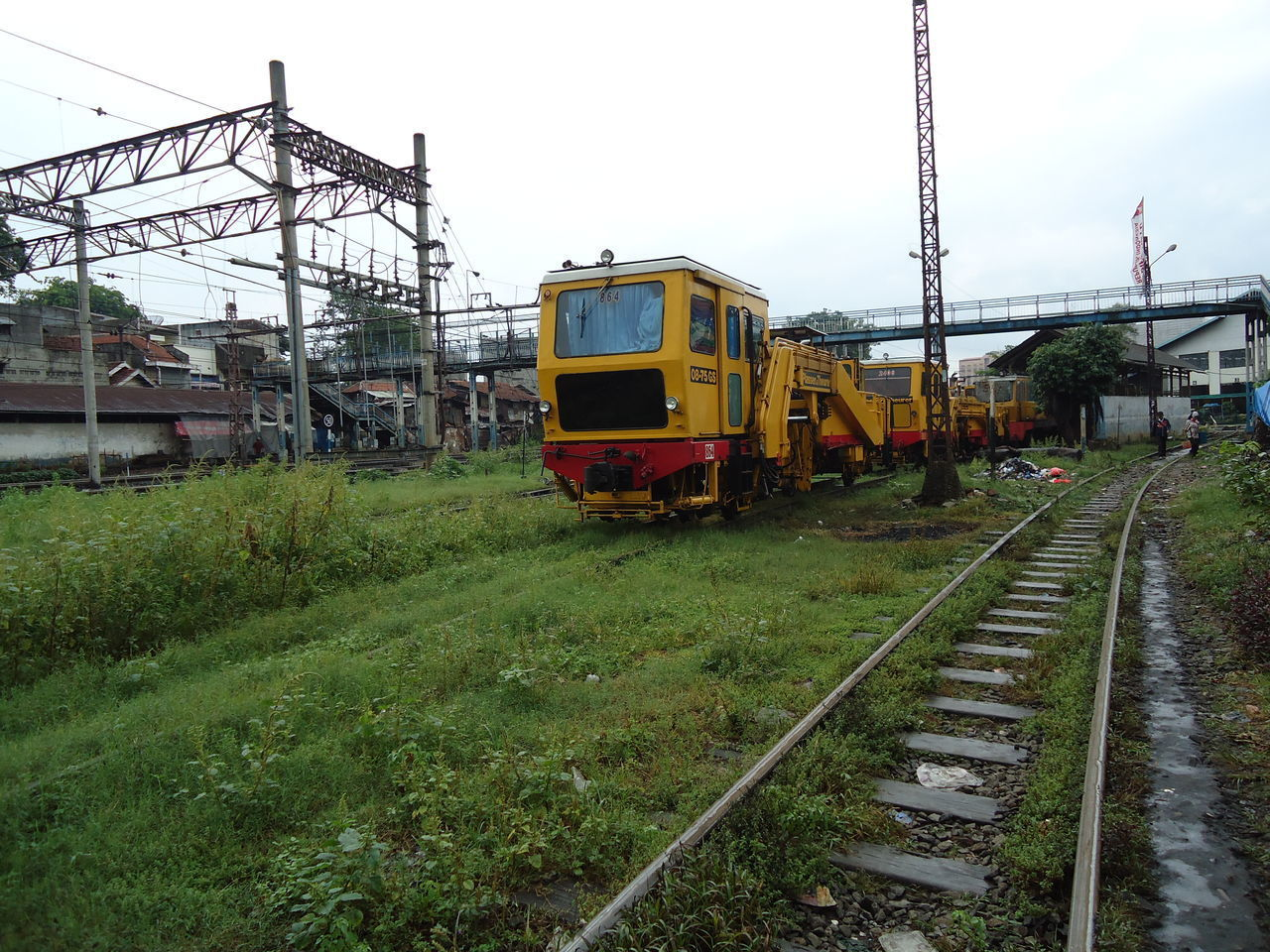 The Old Train Cycling Cycling Around CyclingUnites Day Land Vehicle No People Oldtrain Oldtrainstation Outdoors Steel Steeltrain Train Train Station Train Tracks Trainphotography Trains Transportation