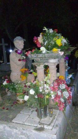 Cemetery Dia De Muertos México Panteón De Irapuat Panteón De Irapuato