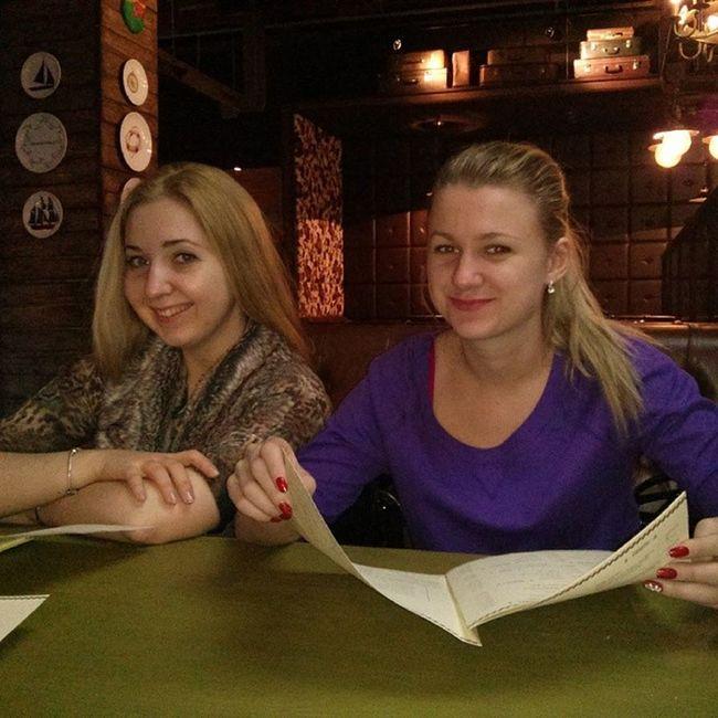 И Натали там тоже была! ;))