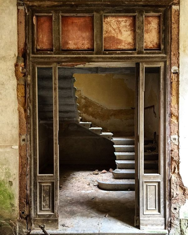 Ruins Stairs Light And Shadow Sicily Heritage Earthquake Beauty Stone Perfection Memories Architecture Italy Architectural Detail Architecture_collection