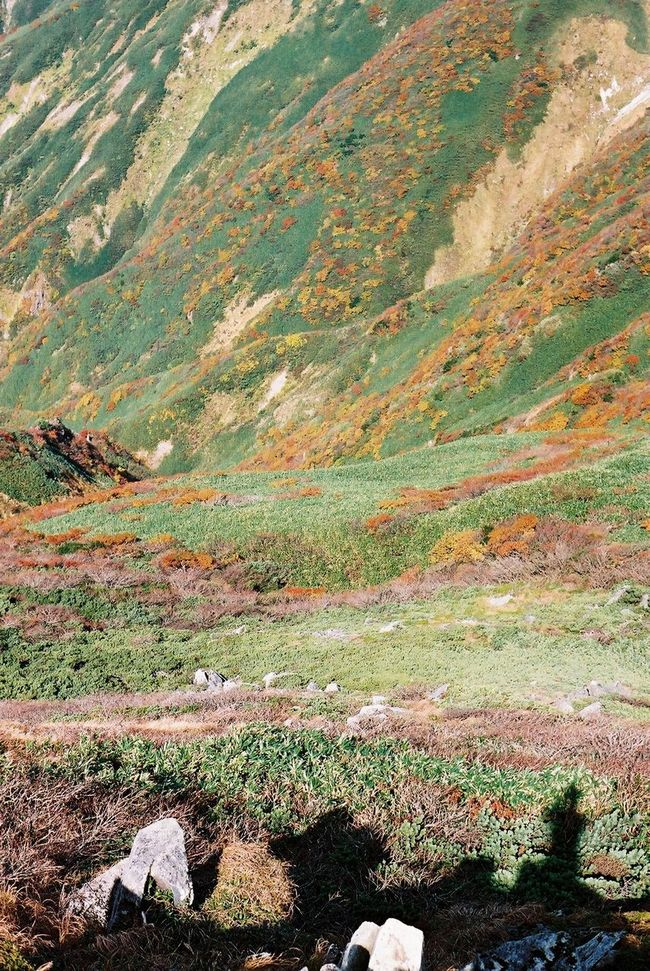 Mountain 35mm Olympus Landscape Japan Film Nature_collection Hiking