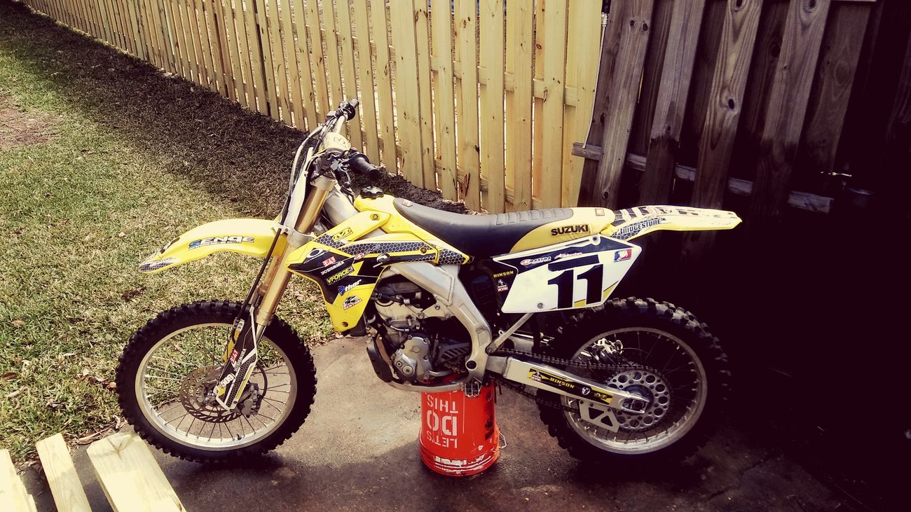 SixNine420 904staugustine Flexin  No People Outdoors Rmz450 Suzuki Dirt Bikes  Braapcity