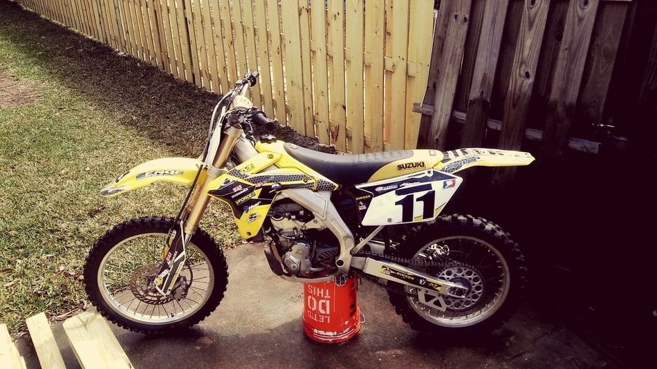 SixNine420 904staugustine Flexin  No People Outdoors Rmz450 Suzuki Dirt Bikes  Braapcity