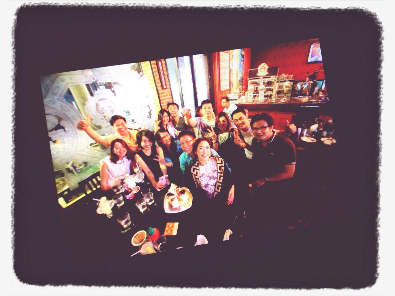 My Birthdaye] My Birthday with good Friends Cheers !