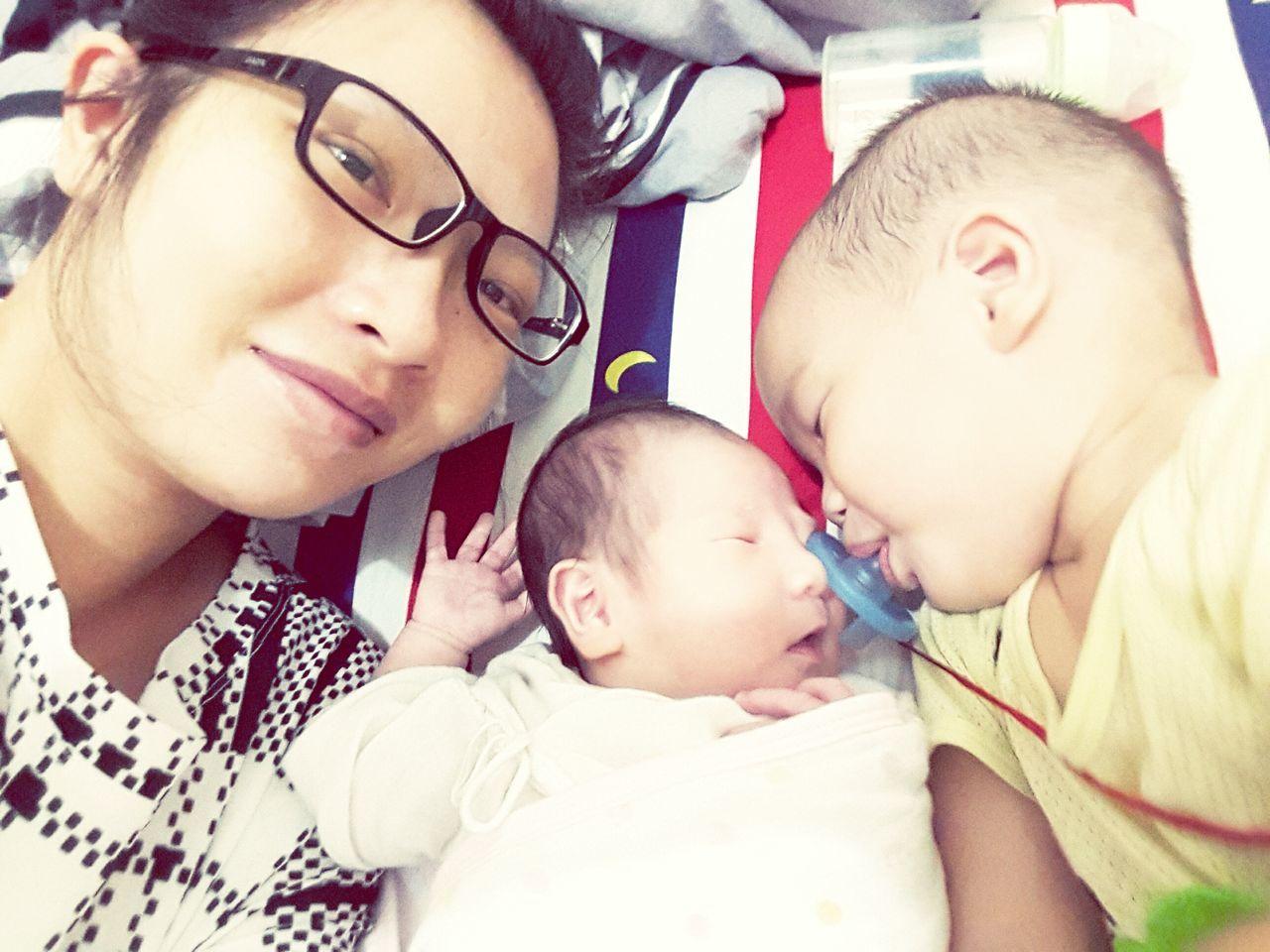 Taiwan Yunlin Mybaby❤ 10day Jayden Brothers Sofi 1y5m 160721 弟弟我可愛的寶貝兒子們,你們要乖乖聽話長大喔!mammy會永遠愛你們的😚😚😚❤❤❤弟弟出生於 160711