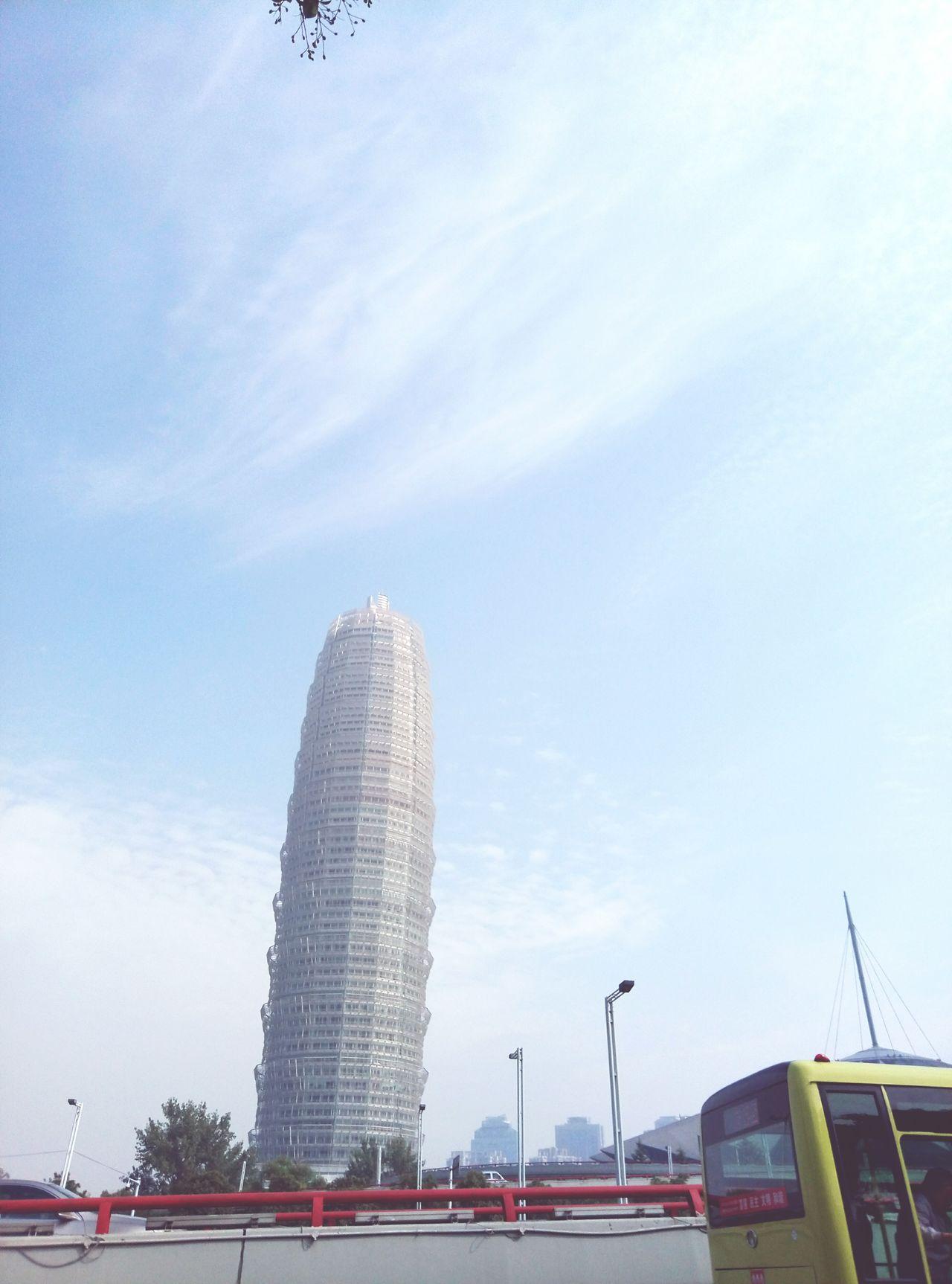 蓝天的蓝 Sky