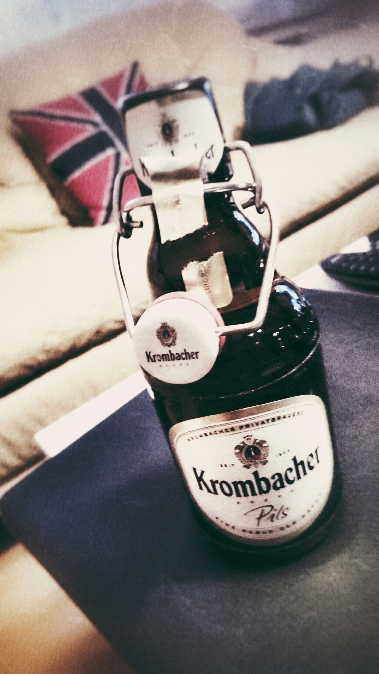 A Taste Of Life Relaxing Krombacher I ❤ Beer Beer Oldtimer Sony Xperia Z3 Mysmartphonelife Prost Drinking Beer