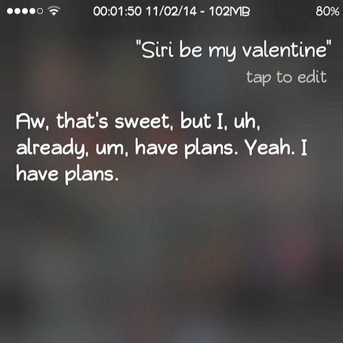 What the... I got turned down by Siri. Siri Turneddown Kawawaface