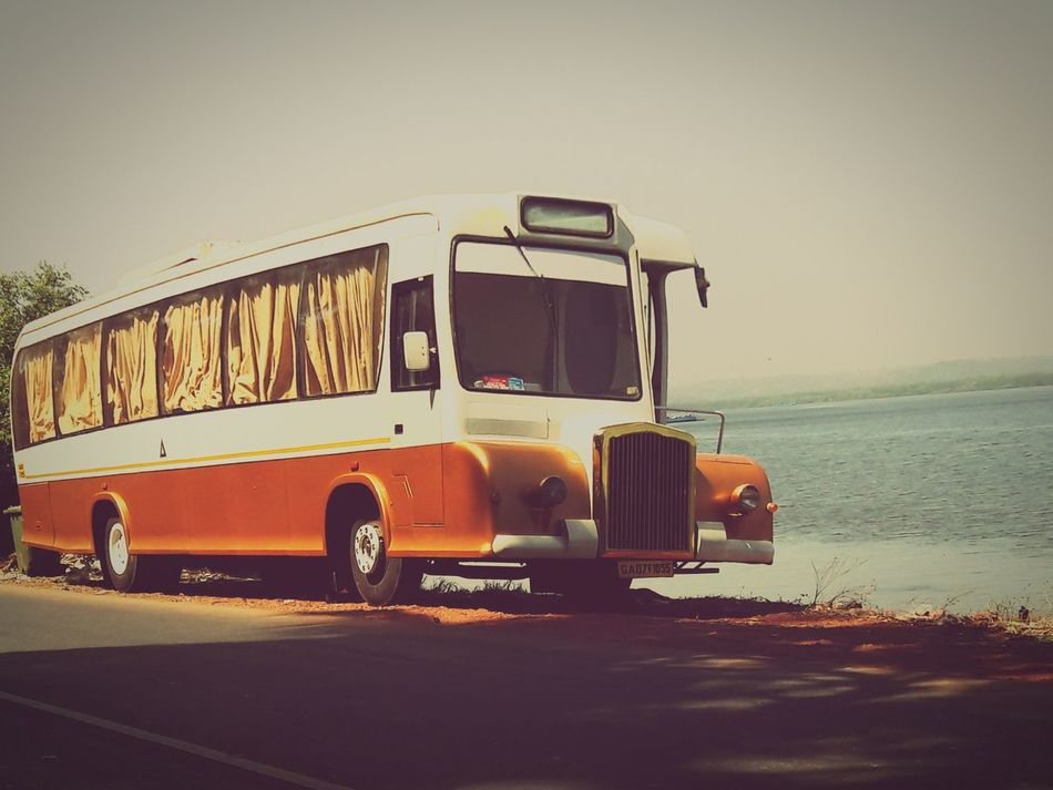 Goadiaries Mode Of Transport Classic Beauty Oneplus2 PhonePhotography Traveladdict Outdoors Day Out Being Alone Value Your Time No People