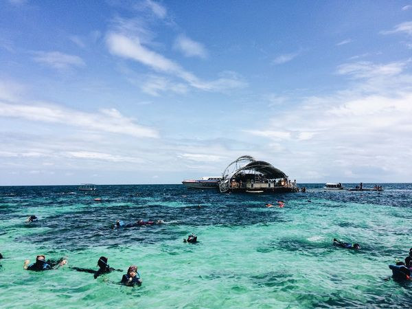 Sea Water Sky Nature Leisure Activity Snorkeling Vacations Island Outdoors Blue Scenics Beauty In Nature Tranquility Travel Destinations Malaysia Horizon Over Water
