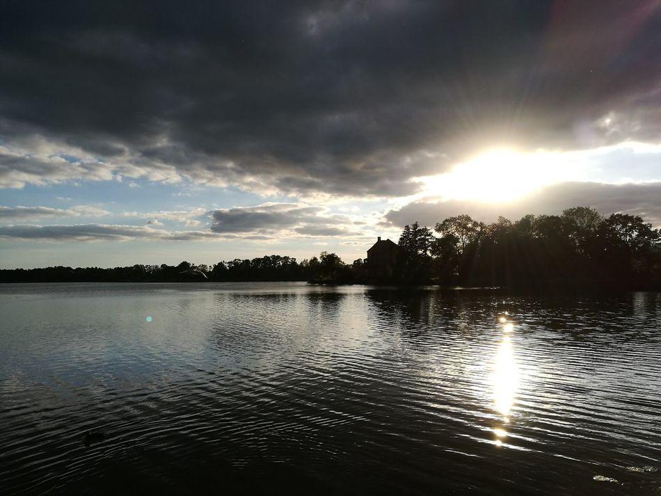 Mazury Lake Sunset_collection Sunset Ełk Poland
