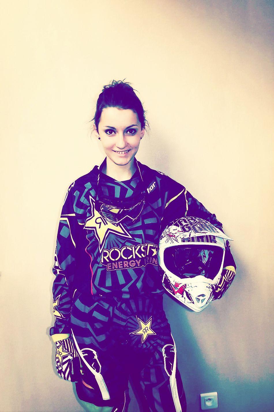Motocross Racing It's My Life