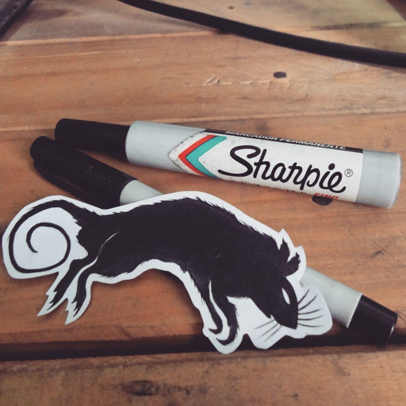 Rata. J6fr6y Blackwork Blxckink Darkartist Illustration Drawing Design Blackworkers Flashworkers Sharpie
