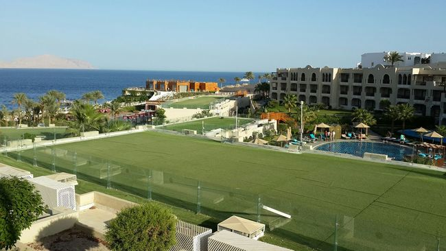 Holiday Relaxing Beautiful Surroundings Sea View Landscape Pool