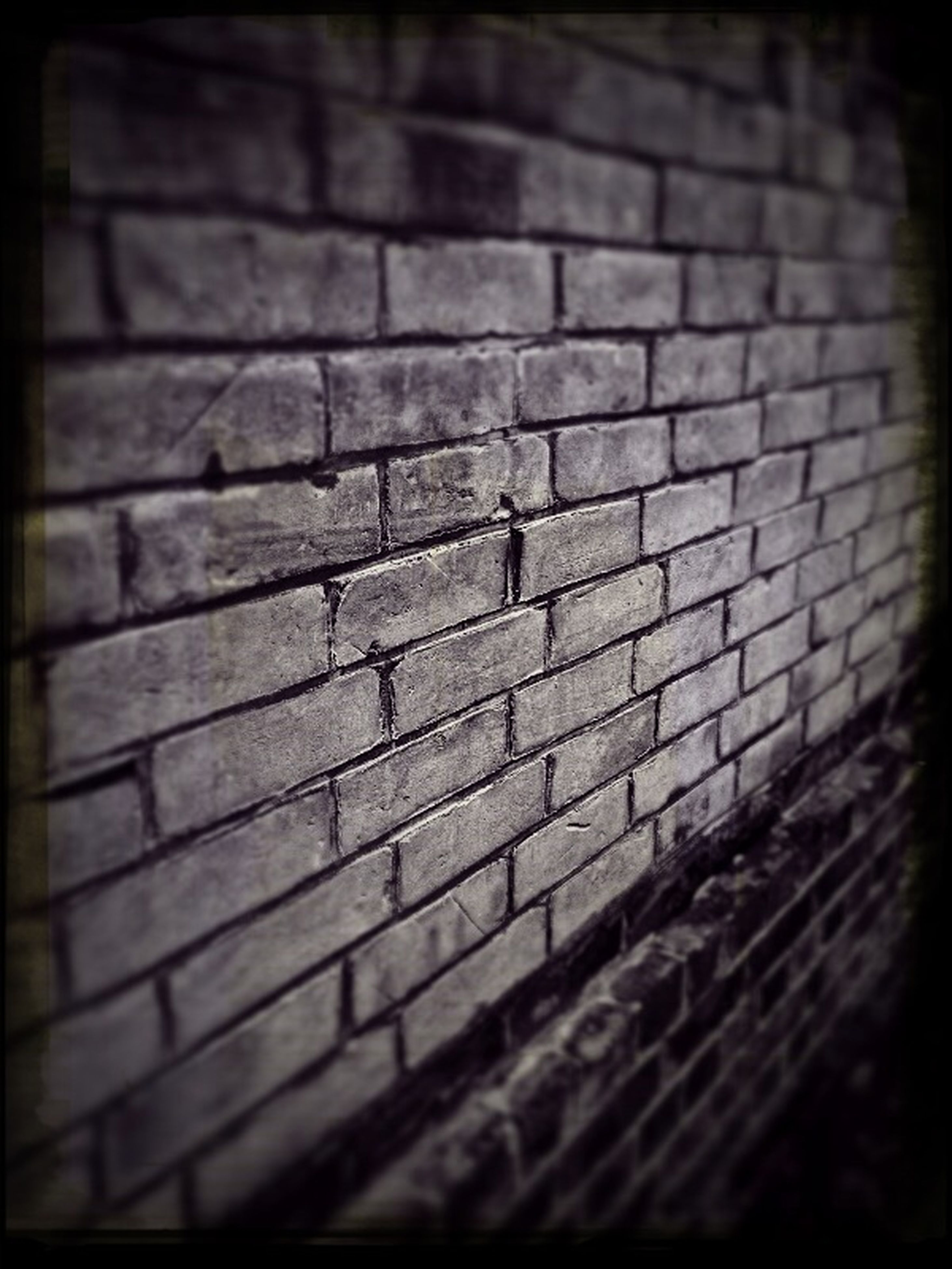 transfer print, pattern, auto post production filter, brick wall, wall - building feature, built structure, textured, architecture, selective focus, close-up, shadow, wall, building exterior, full frame, no people, sunlight, stone wall, backgrounds, outdoors, day