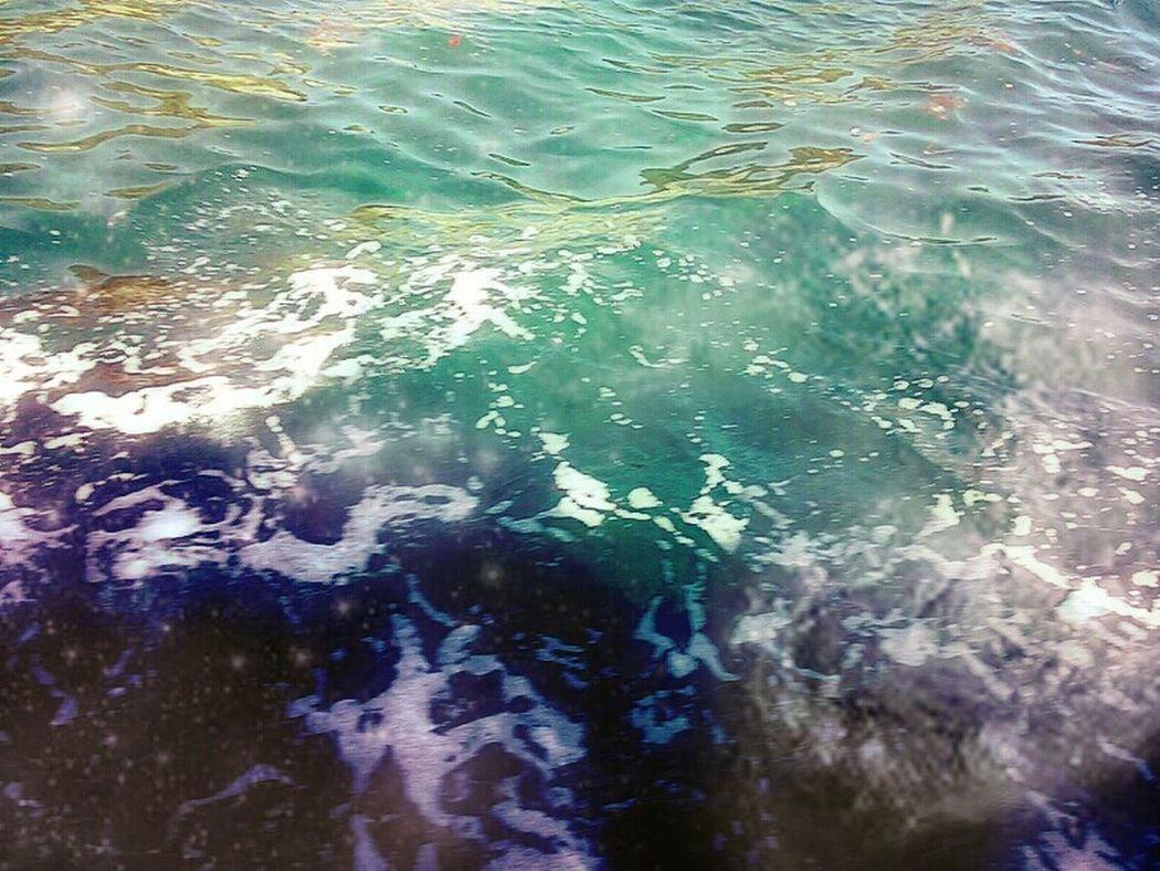 Sea Ocean Blue Ocean Whitecap
