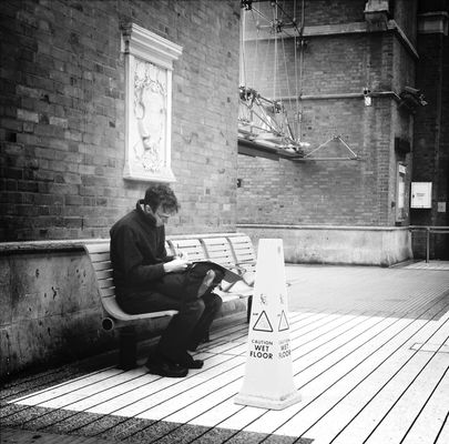 EyeEm London at London Liverpool Street Railway Station (LST) by Chris Prakoso