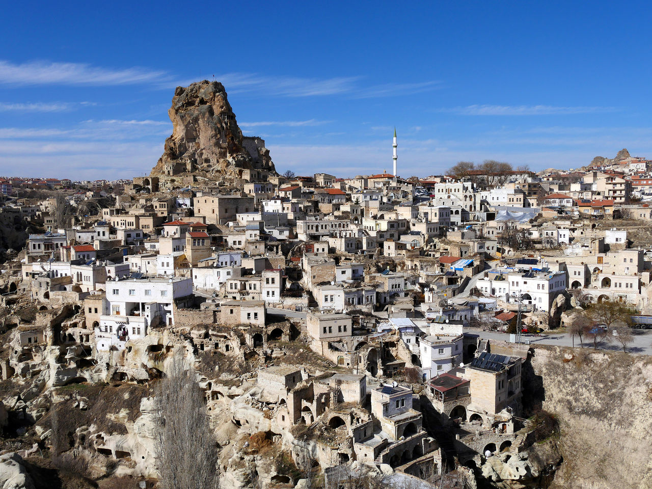 Beautiful stock photos of turkey, Architecture, Building Exterior, Built Structure, Cappadocia