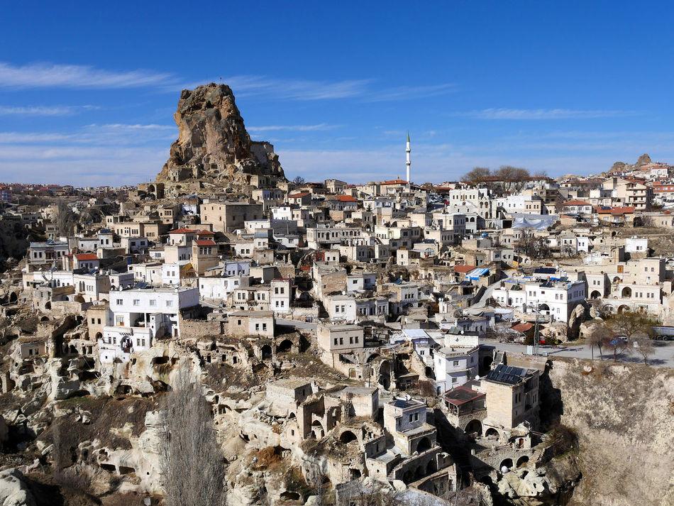 Beautiful stock photos of turkey, Architecture, Building Exterior, Built Structure, Cappadocia
