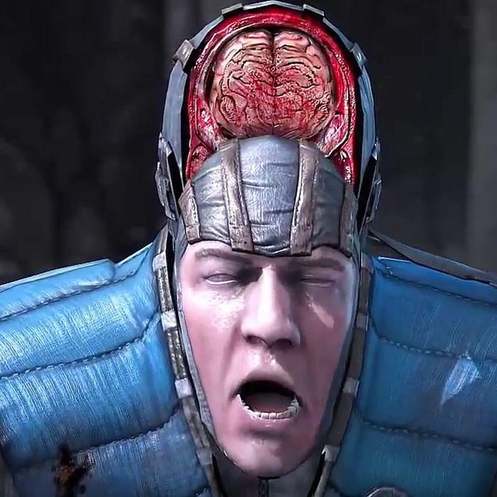 Got a headache? Mortalkombat Mortal Kombat Videogames Funny