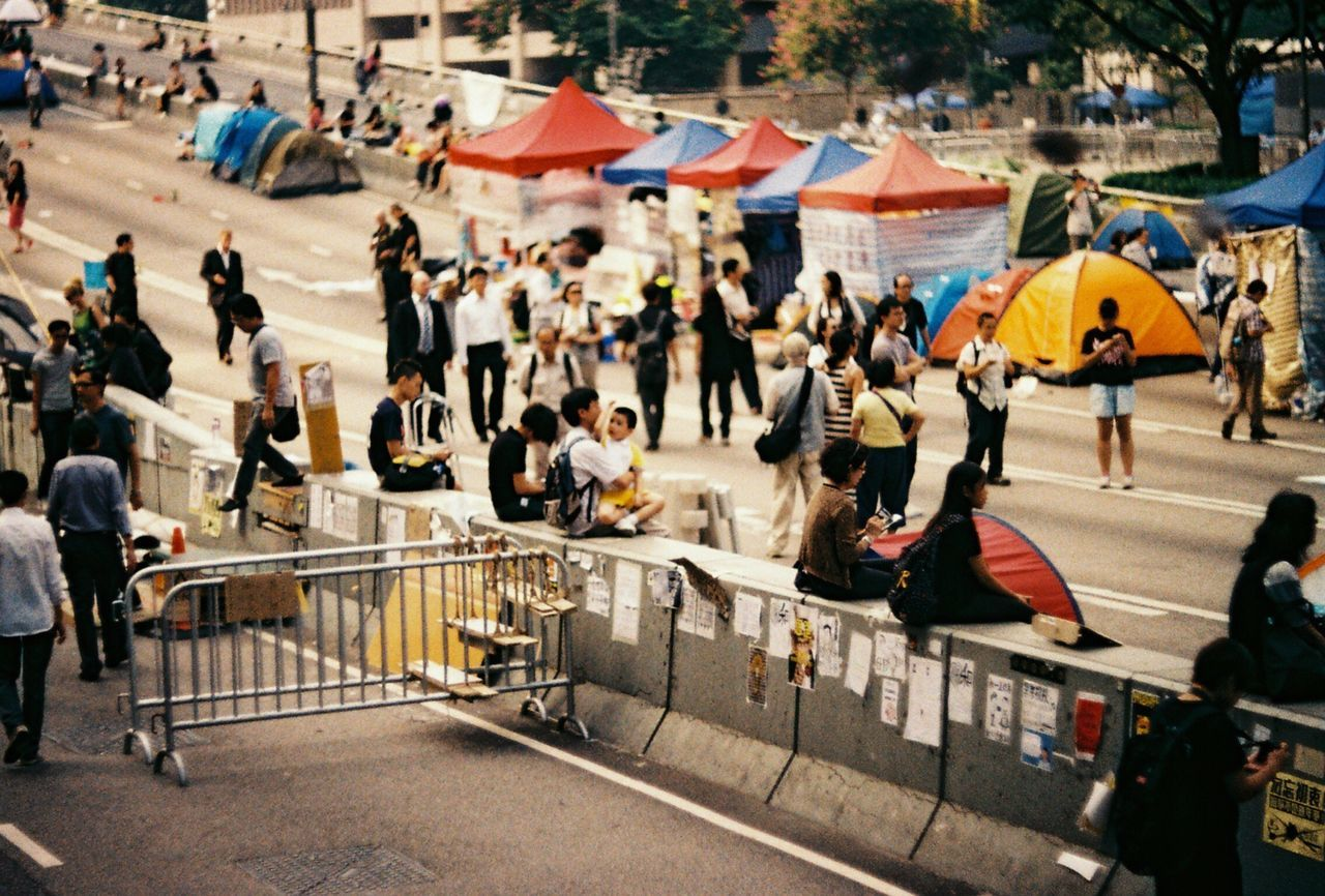 Democracy Hope From The Umbrella Revolution Umbrella Revolution