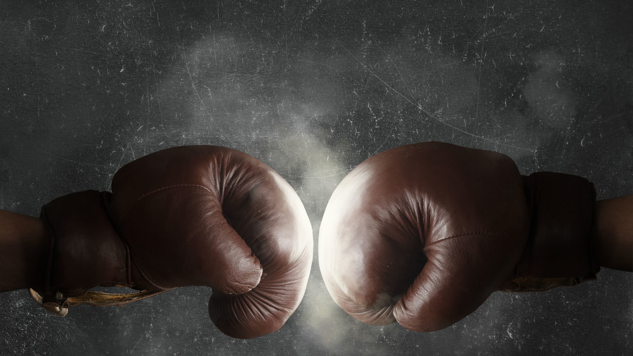 human body part, human hand, one person, real people, boxing glove, indoors, men, boxing - sport, close-up, day, people
