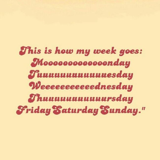 Myweek Friday Quote