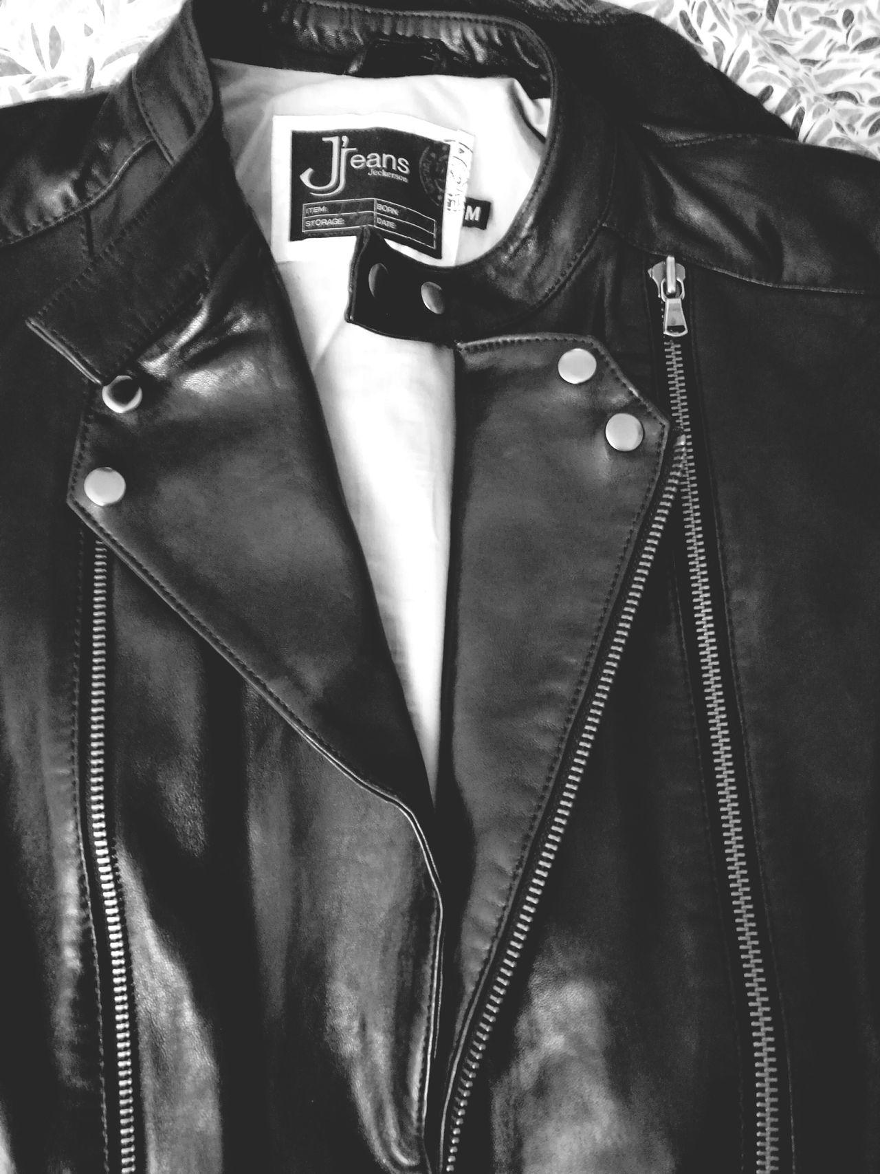 Jacket Leather Fashion Close-up Pocket  Leather Jacket Suit No People