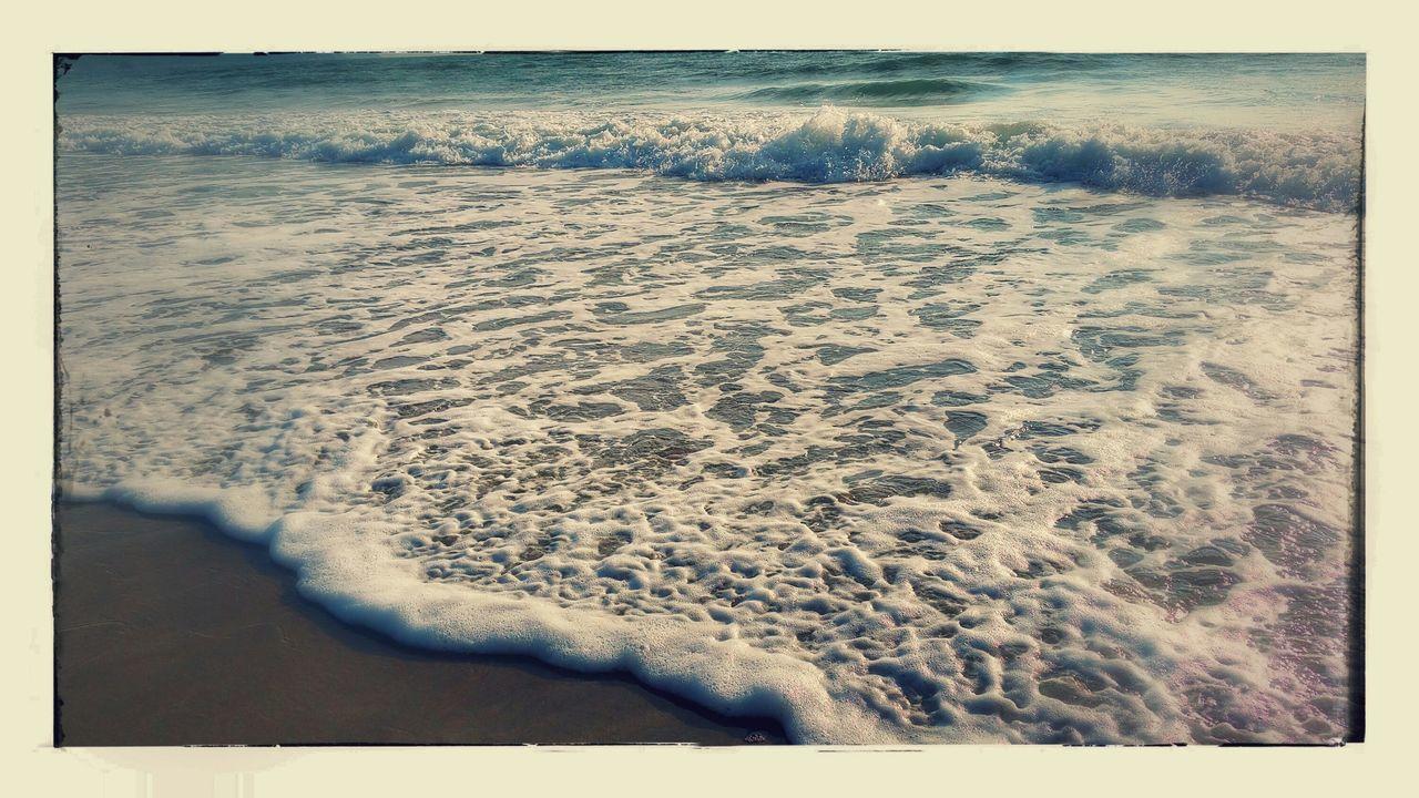 Surf Surf Widemouth Bay Sea Beach Surf's Up Waves Wave Little Wave Melancholy Landscape